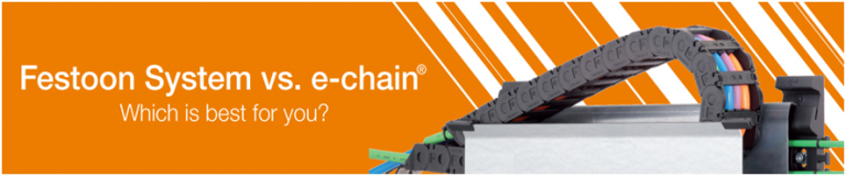 festoon system vs e-chain